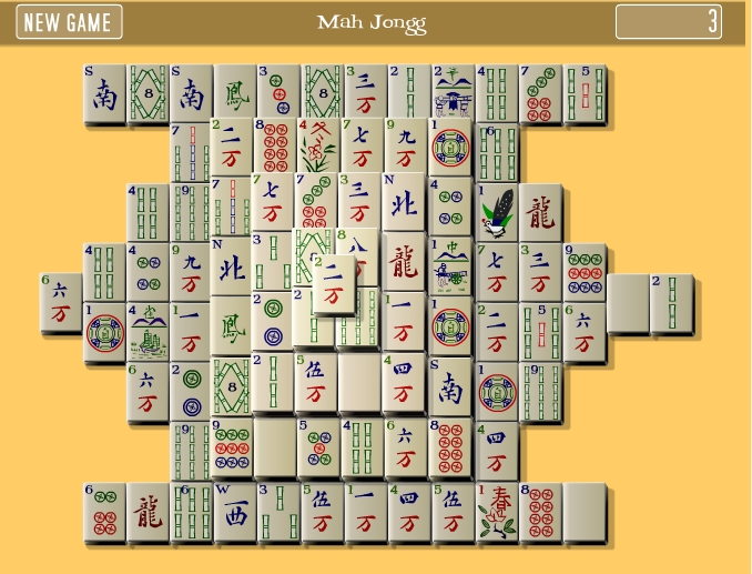 mahjong connect online full screen
