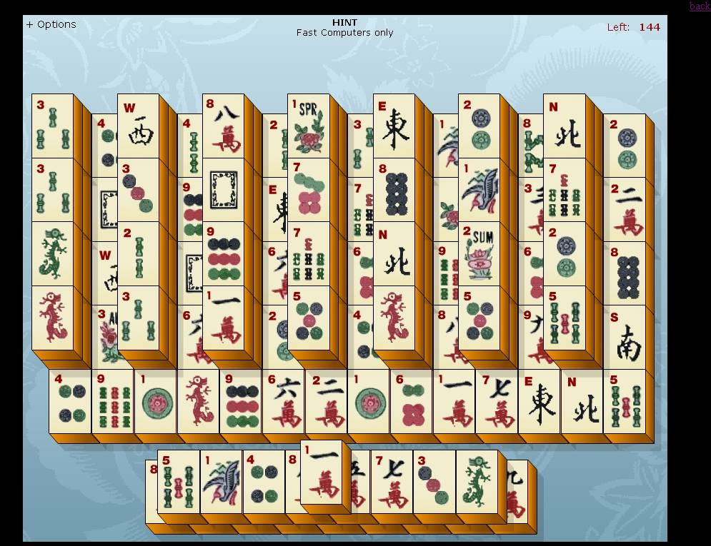 play free mahjongg games