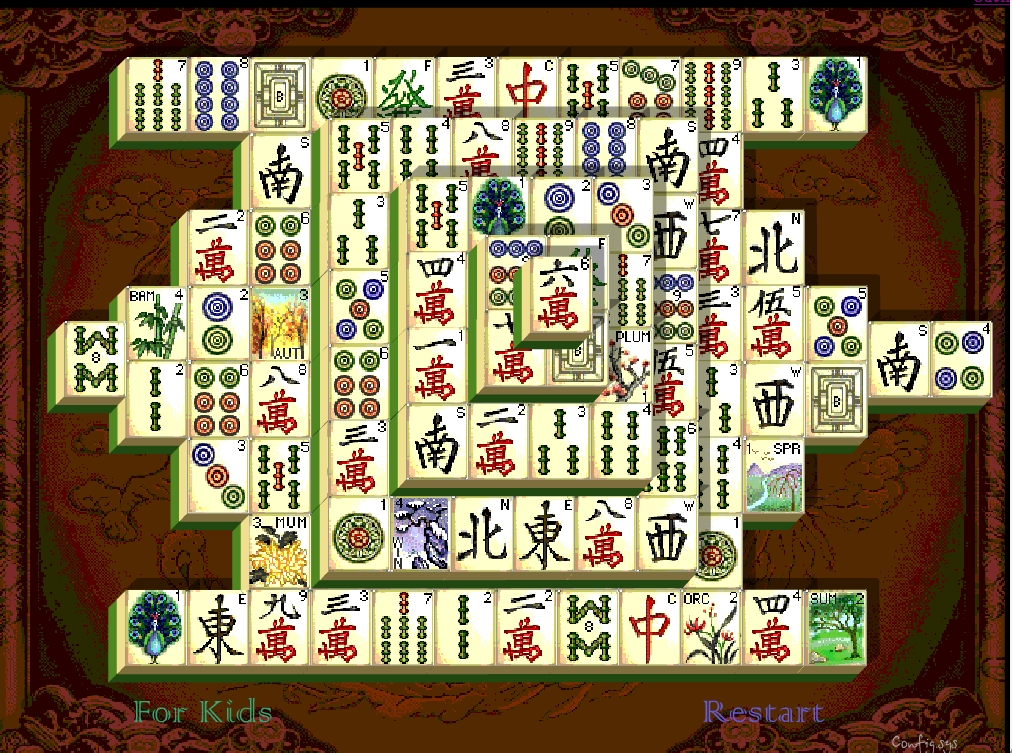 Freemahjong De